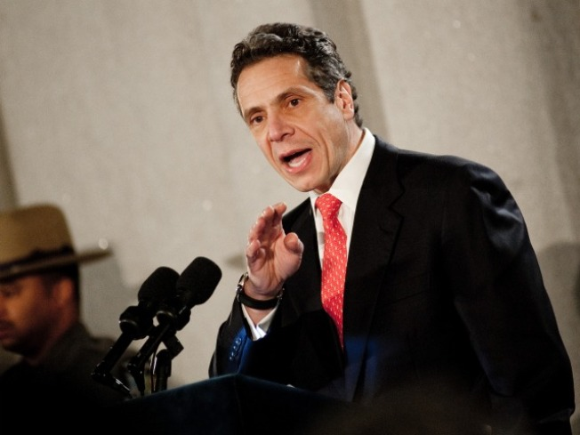 Cuomo Calls on NY to Build a Better Government