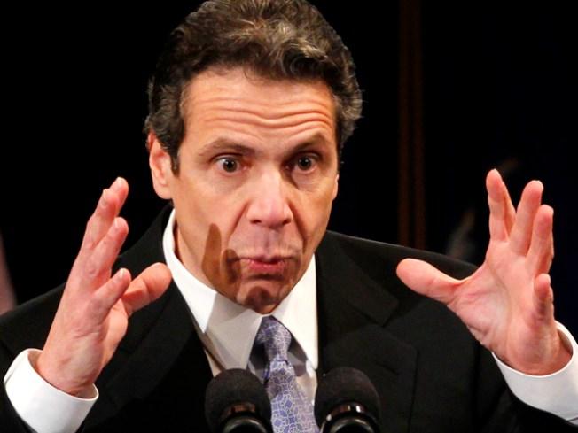 Cuomo Distances Himself From Dem Split in Senate