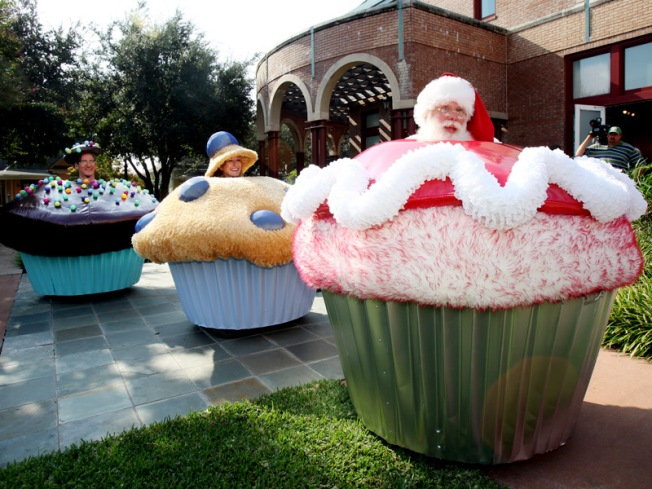 $25K Cupcake Car, A Nod to Recession?