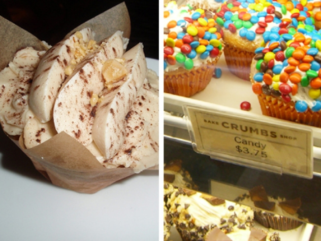Smackdown: Sweet Revenge vs. Crumbs Bakeshop