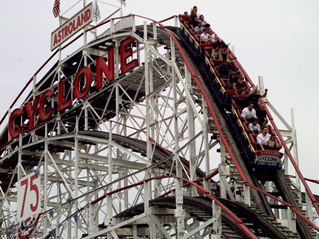 Weeeeeeeeee! Coney Island to Get 23 New Rides