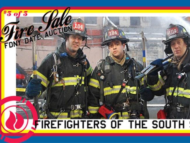 2/18: Firefighter Date Auction, Bruschetta Takedown…