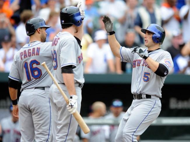 Baltimore Helps Mets Turn Into Road Warriors