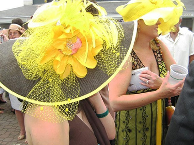 5/1-2: Juleps + Hats = Derby! & TIFF Street Fair…