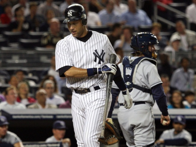Even When He Doesn't Want to Be, Derek Jeter's the Story