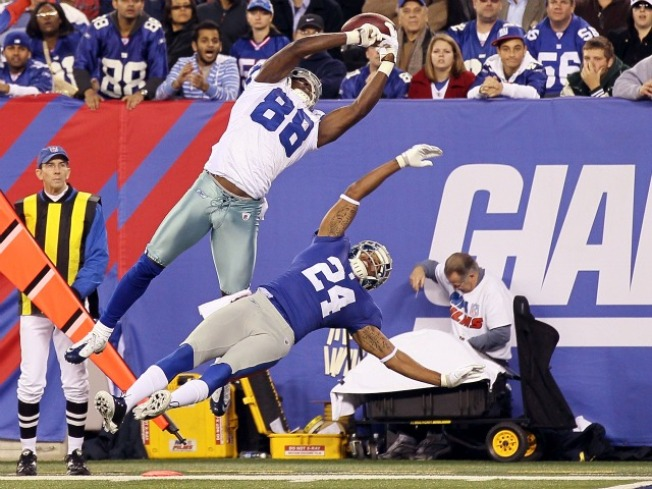 Power Outage: Giants Get Rolled by Cowboys 33-20