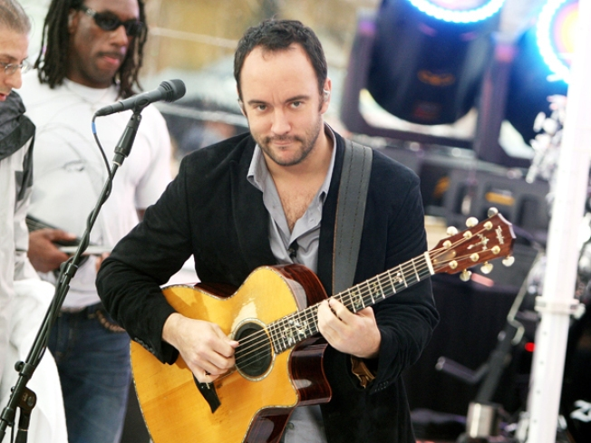 Dave Matthews Band Announces 2 Citi Field Shows