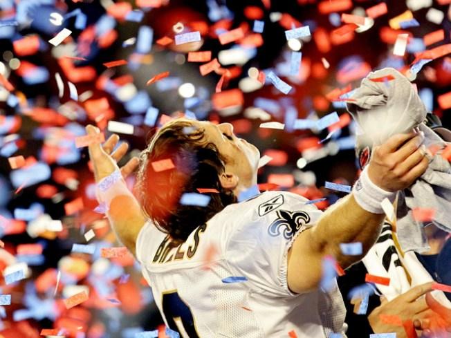 Super Bowl XLIV Most-Watched TV Show Ever