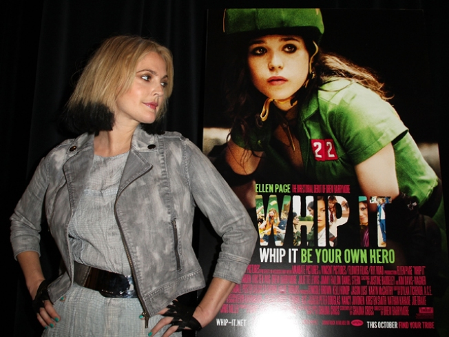 Best bets: 'Whip It' good with Ellen Page