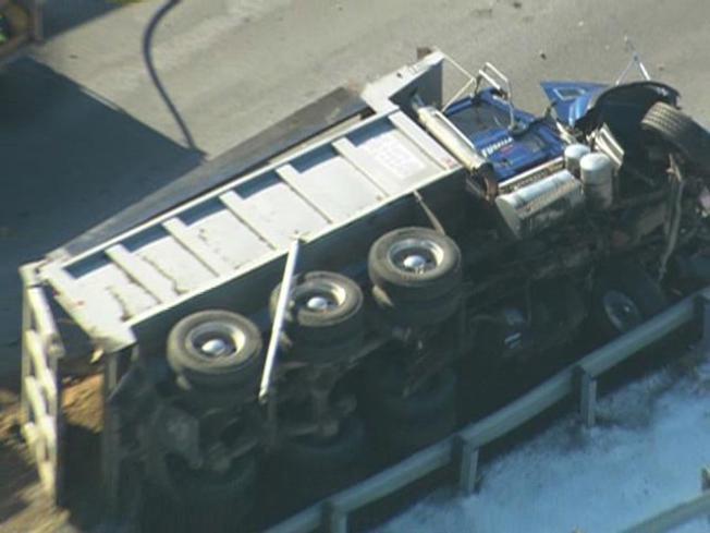 Dump Truck Crash Kills 2 in NJ