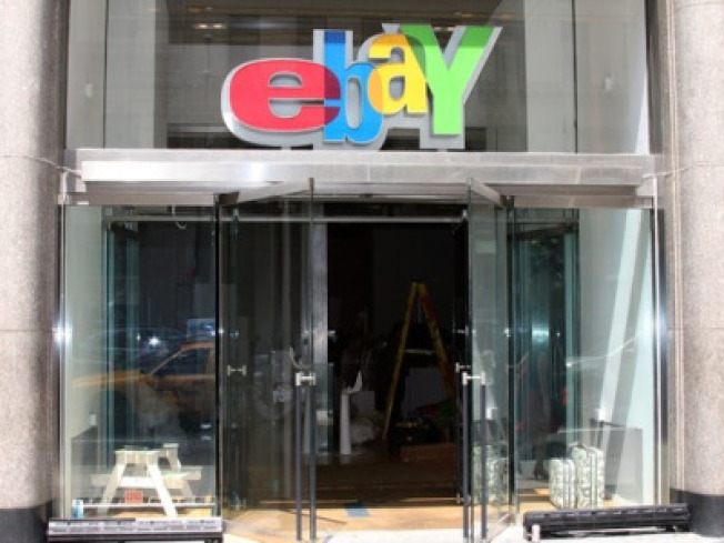 Now Open: eBay's Holiday Pop-Up