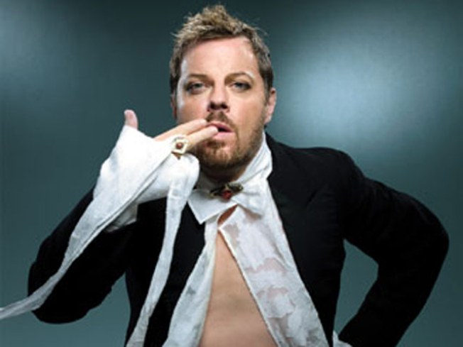 Live This Week: Eddie Izzard, Vampire Weekend…