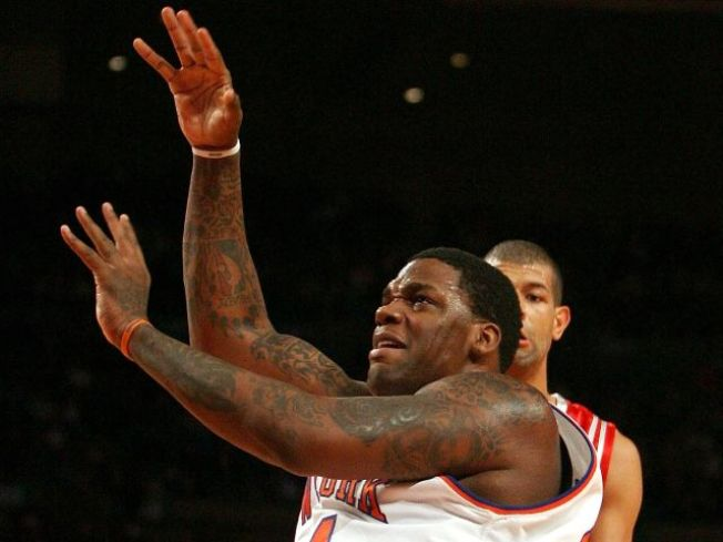 Eddy Curry Reminds Everyone He Still Exists