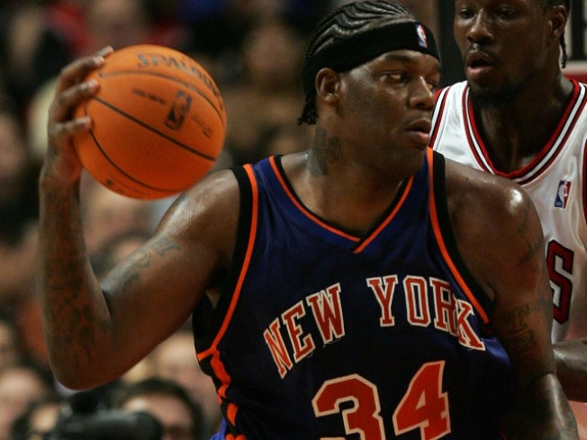 The Knicks' Secret Weapon is Named Eddy Curry