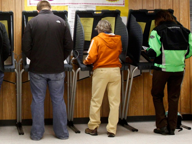Polls to Remain Open Until 10 p.m. in Bridgeport, Conn.