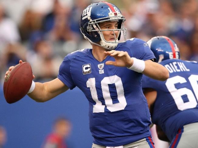 Half Full or Half Empty: Eli Manning Through Three Games