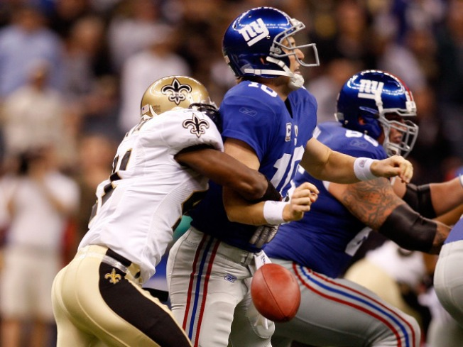 If Defense Rests, Can Eli Handle the Load?