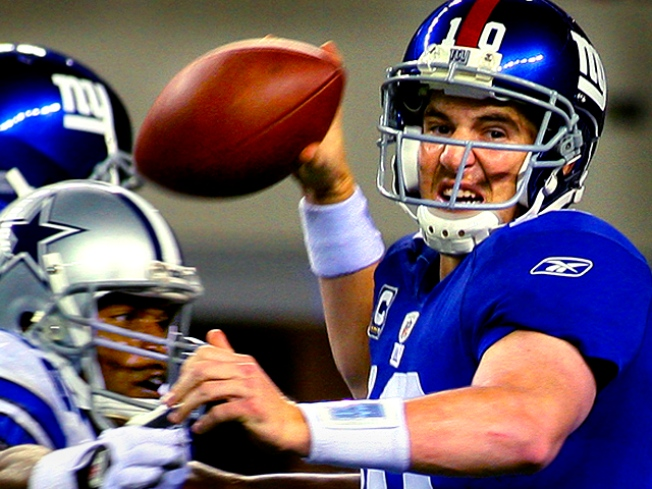 Eli Manning Makes Easy Look Hard and Hard Look Easy
