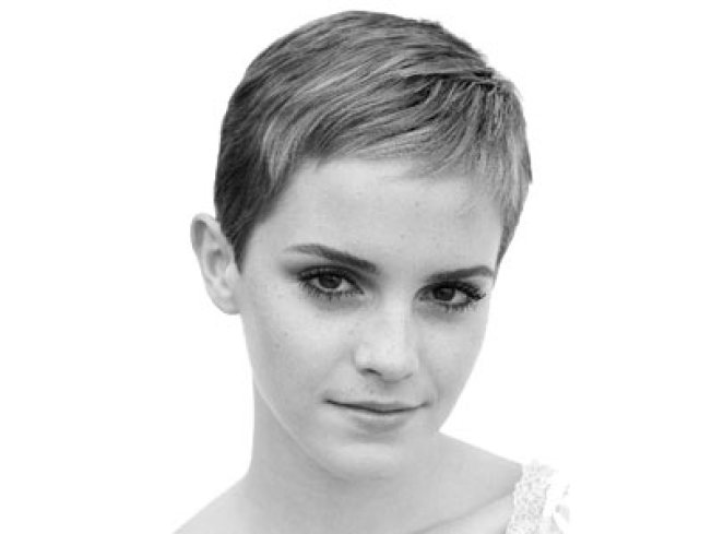 Emma Watson Debuts Short Hair, Is No Longer the Face of Burberry