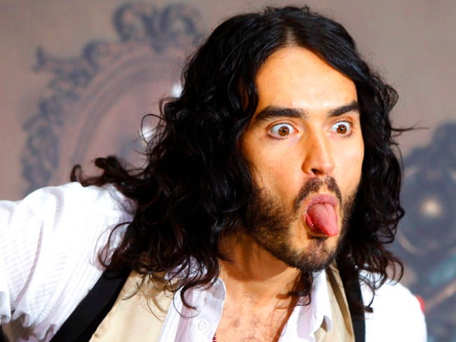 10/13: Russell Brand, Author! + Winemaking…