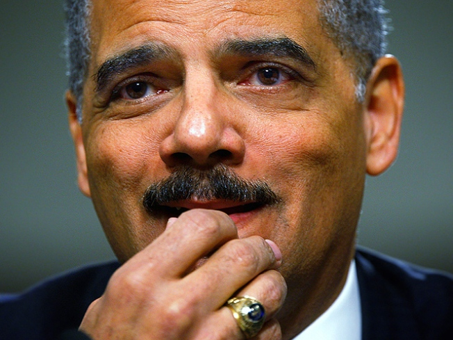Holder Visits NYC to Inspect 9/11 Trial Security