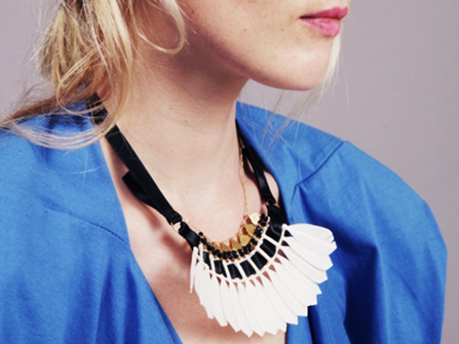 Necklace of a Feather