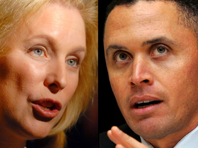 Gillibrand Gears Up for Ford Fight