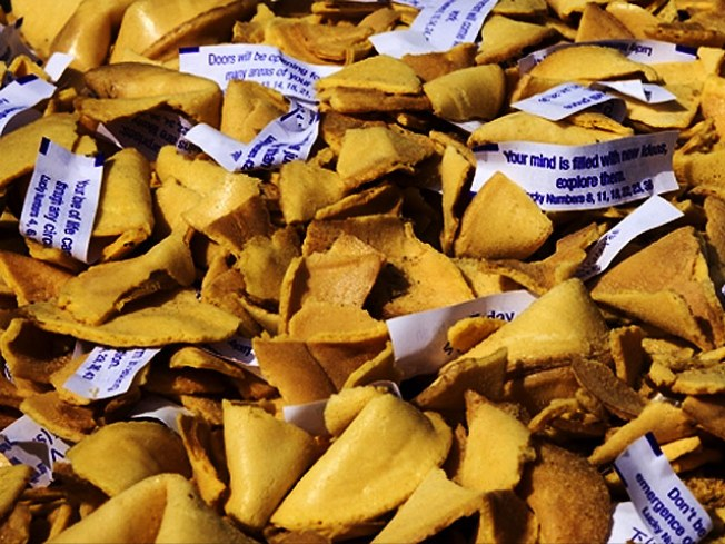 Fortune Cookies + Hand Coos: World Record Appreciation Society…