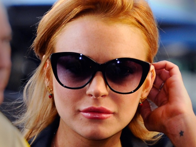 Cops Probe Lindsay Lohan in Jewelry Theft