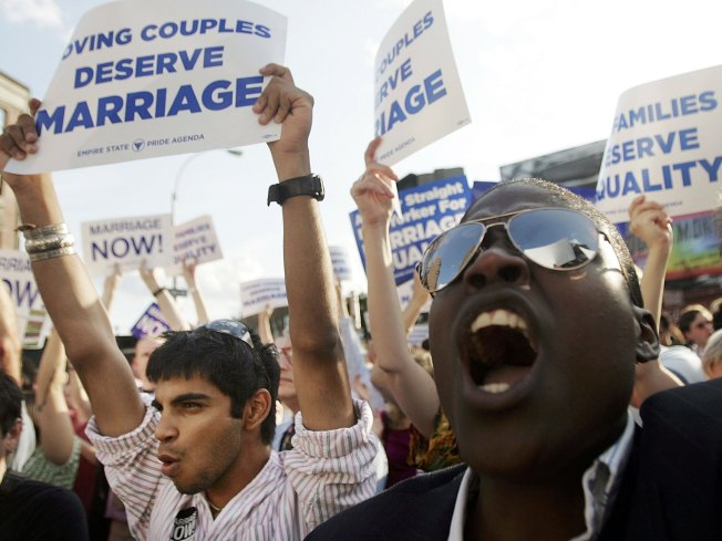 Seton Hall to Consider Gay Marriage Course