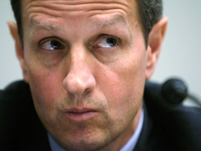 Geithner Won't Rule Out Tax Hike