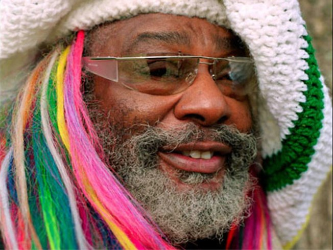 Hot Ticket: George Clinton & the P-Funk All-Stars