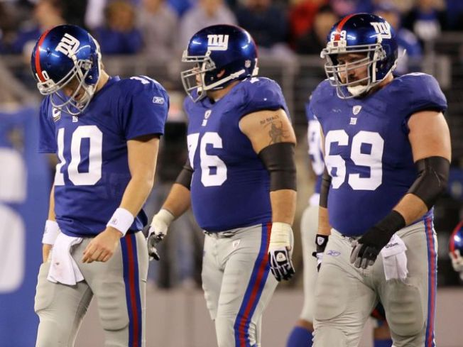 Let's Decide If It's Time to Worry About the Giants