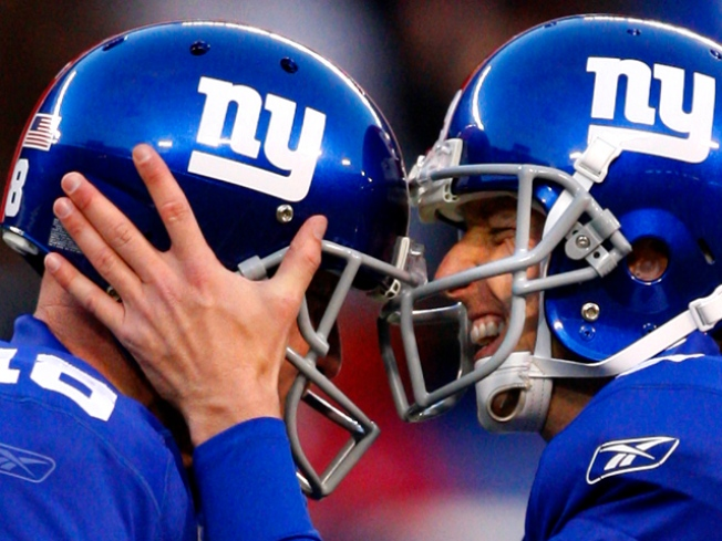 Giants Edge Out Falcons in OT, Snap 4-Game Losing Streak