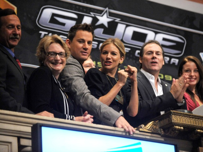 """G.I. Joe"" Opens With Heroic $22.3M Friday"