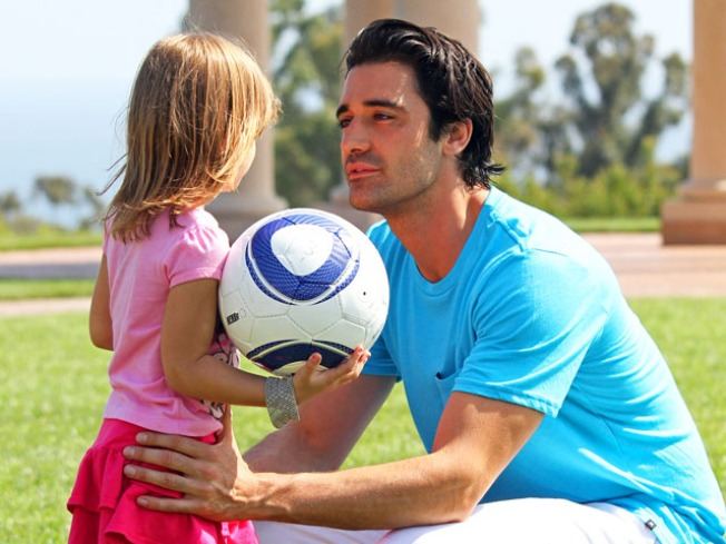 Gilles Marini On His Fatherhood Future: 'I Think We Adopt'