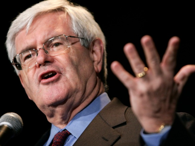 Newt Compares Mosque to Nazis