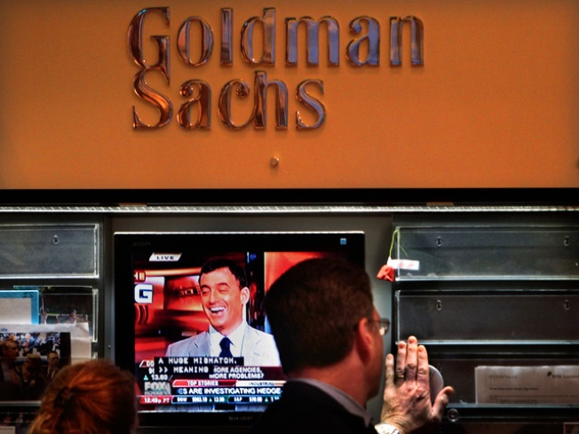 Justice Department Reviewing SEC Report on Goldman Sachs