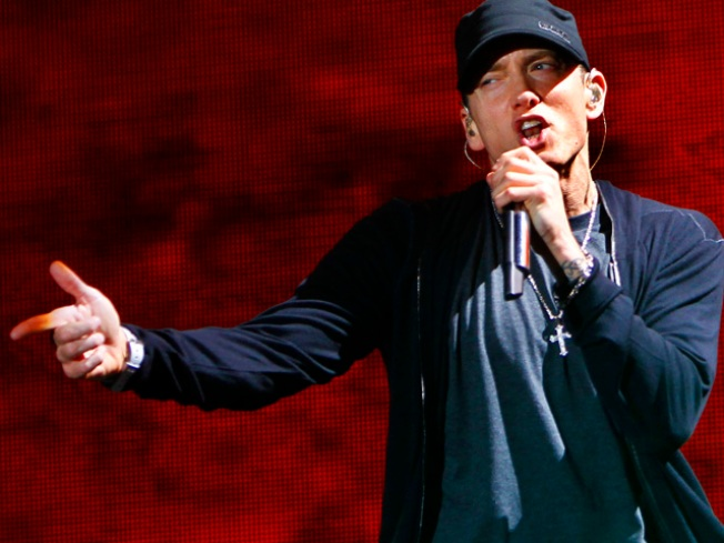 2010 Year in Review: Eminem's Surprise Show at Bowery Ballroom
