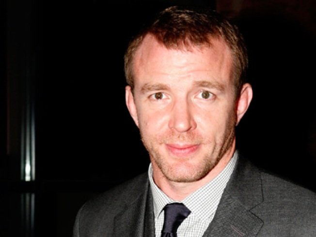 Madonna Drives Guy Ritchie to Drinks