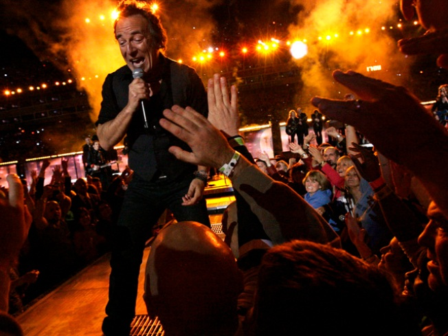 Bruce Springsteen's Video for The Wrestler Debuts About Two Months Too Late