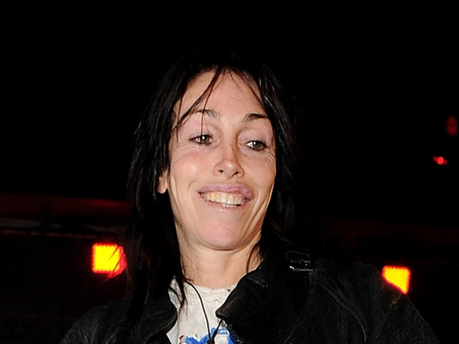 Heidi Fleiss Giving Thanks for Surviving House Fire