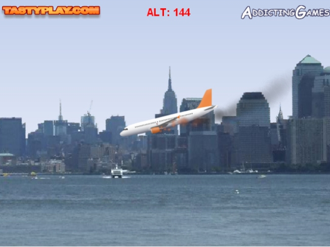 Be a Virtual Hero of the Hudson with Video Game