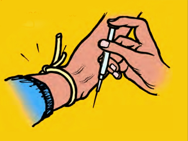 NYC's Heroin How-To Handbook Not A Hit