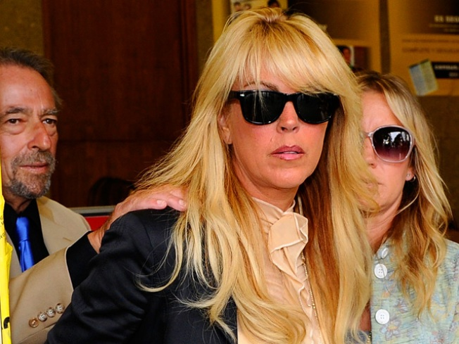 """Attorney: Dina Lohan """"Disappointed"""" In """"Glee"""""""