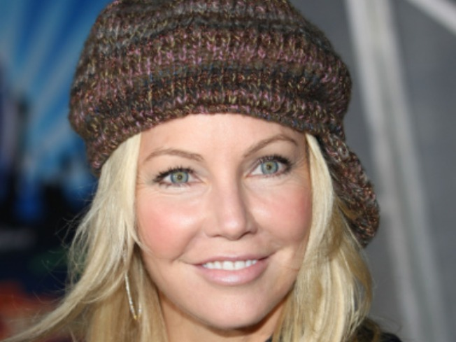 "Heather Locklear Returning To ""Melrose Place"""