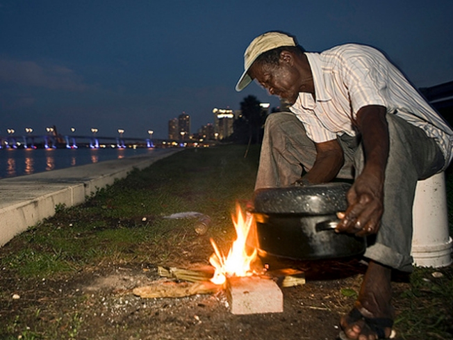 Florida Leads Nation in Attacks on Homeless
