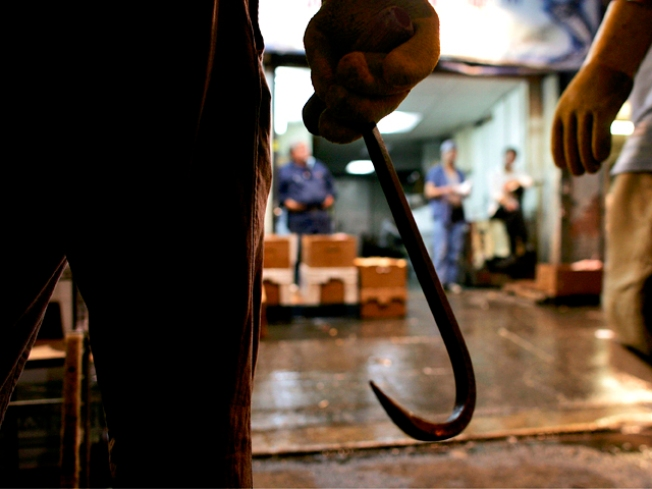 Fishmongers Used N-Word and Hooks on Employees: EEOC