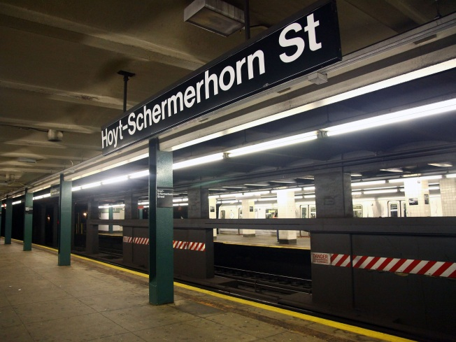 "Brooklyn Rumbling for Jackson's ""Bad"" Subway Station"