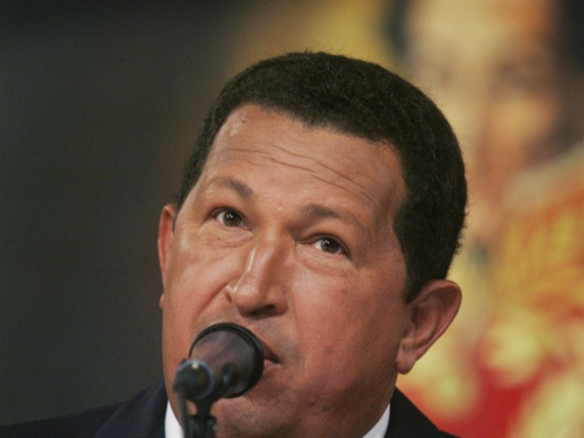 No, Hugo Chavez Will Not Play 18 Holes With You